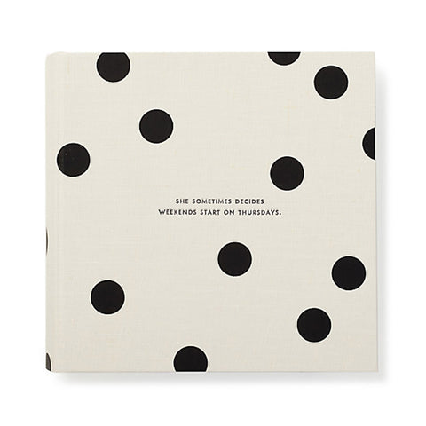 Kate Spade 'It All Just Clicked' Large Photo Album