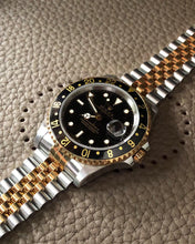 Load image into Gallery viewer, Vitnage Rolex GMT Two Tone **MINT**
