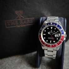 "Load image into Gallery viewer, Rolex GMT ""Pepsi"" Ref. 16700"