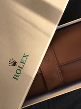Load image into Gallery viewer, Rolex Leather Watch Roll - Unused