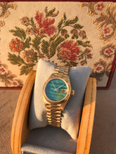 Load image into Gallery viewer, 90's Rolex Malachite Dial