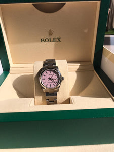 2020 31MM Rolex Oyster Perpetual