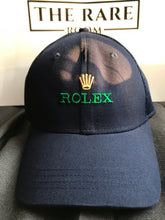 Load image into Gallery viewer, Rolex Hat - Navy