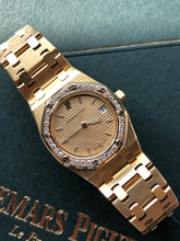 Load image into Gallery viewer, AP Ladies Royal Oak Diamonds