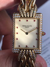 Load image into Gallery viewer, 1997 Patek Philippe Full YG Ladies Watch - Full Set
