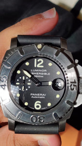 Panerai Luminor Submersible- PAM 285 - Full Set - Excellent Condition