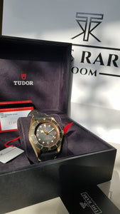 Tudor Black Bay Bronze - Perfect Condition - Fullset