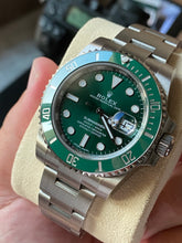 "Load image into Gallery viewer, 2018 Rolex ""Hulk"" Sub - Stickers!!"