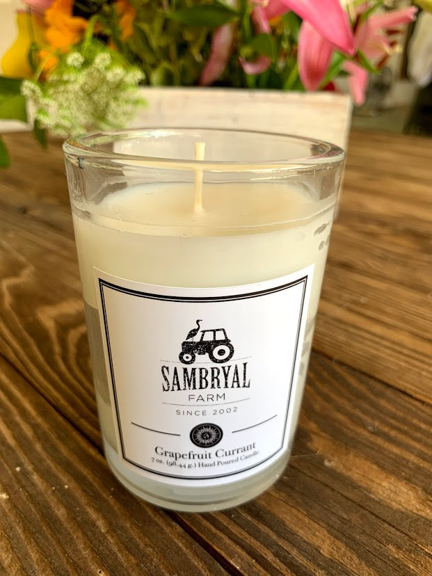 SAMBRYAL FARM CANDLE