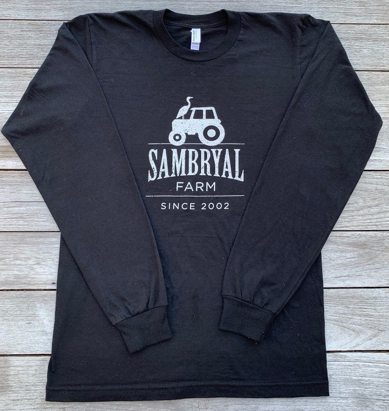 SAMBRYAL FARM LONG SLEEVE SHIRT