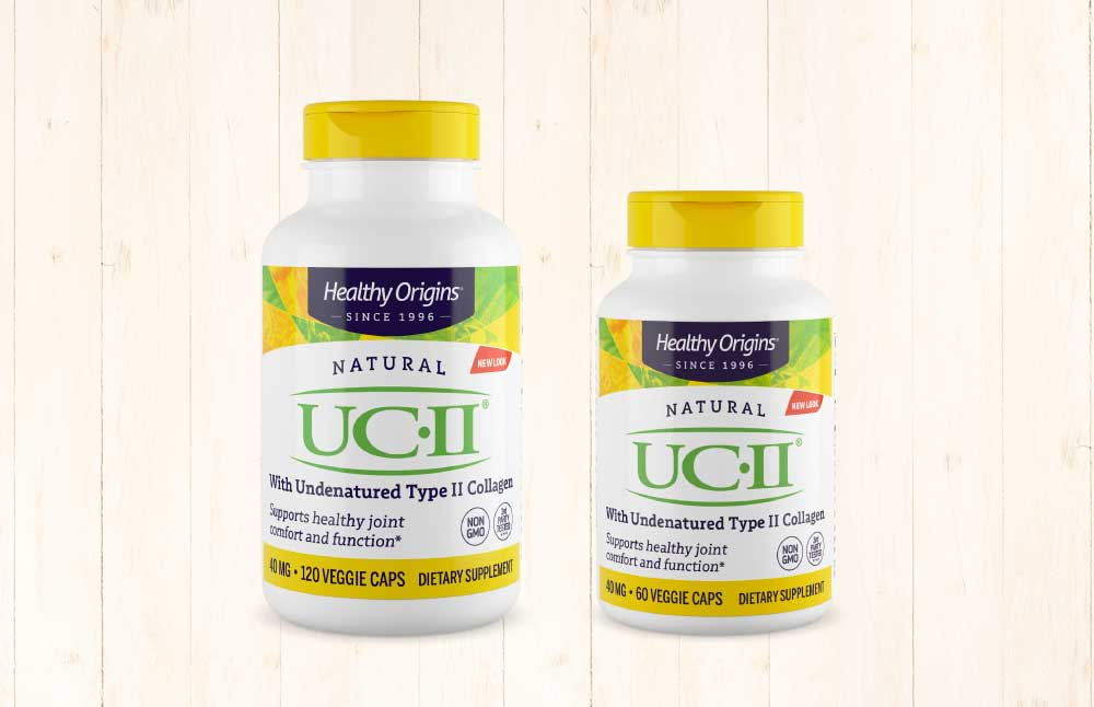 Healthy Origins UC-II is Consumerlabs.com Top Pick for Joint Health*