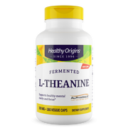 L-Theanine (AlphaWave®), 100mg 180VCaps
