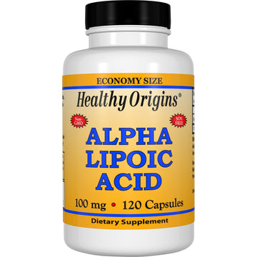 Alpha Lipoic Acid, 100mg