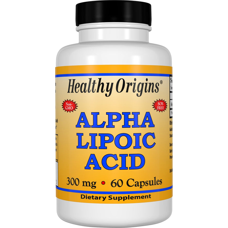 Alpha Lipoic Acid, 300mg
