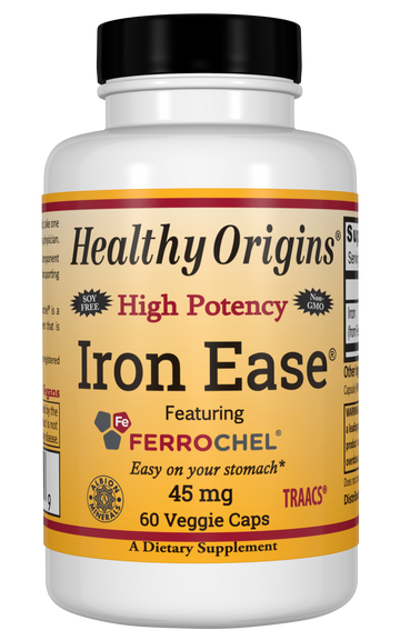 Iron Ease® (Featuring Ferrochel®)