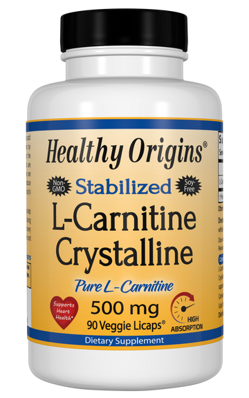 L-Carnitine Crystalline 500 mg