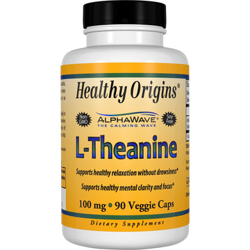 L-Theanine (AlphaWave®), 100mg