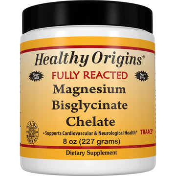 Magnesium Bisglycinate Chelate (TRAACS®), 8oz