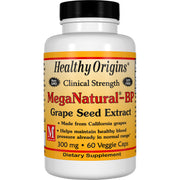 MegaNatural® BP-Grape Seed Extract, 300mg 60VCaps