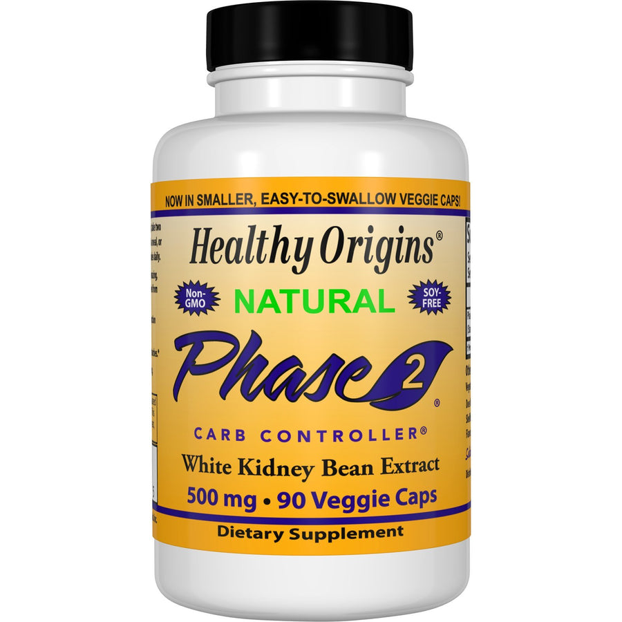 Phase 2- Starch Neutralizer, 500mg