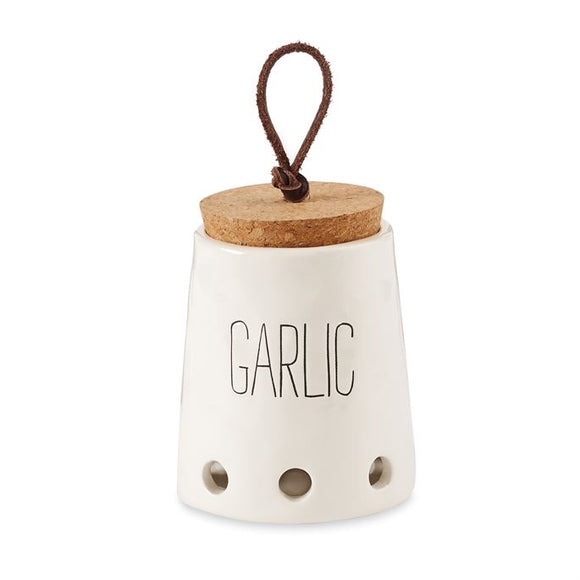 Garlic holder