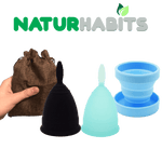 Pack Copa Menstrual - EcoCup™