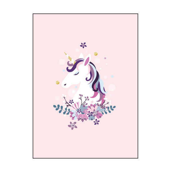 Scrap Book Cover - UNICORN