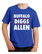 Load image into Gallery viewer, Buffalo Diggs Allen - Youth T-Shirt