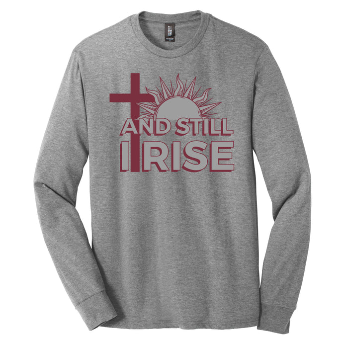 Still I Rise Long Sleeve Tee - #StillCarrie