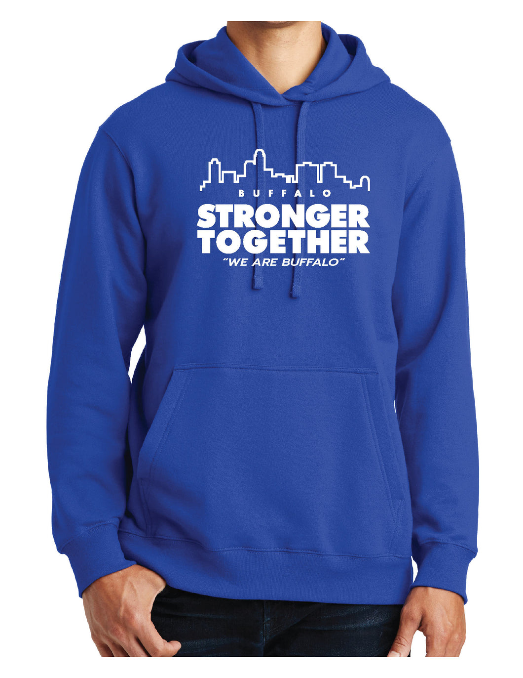 Stronger Together - Hoodie