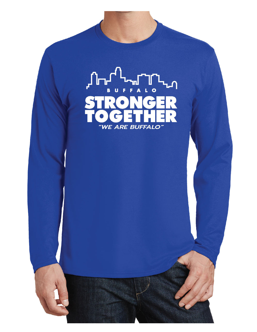 Stronger Together - Long Sleeve