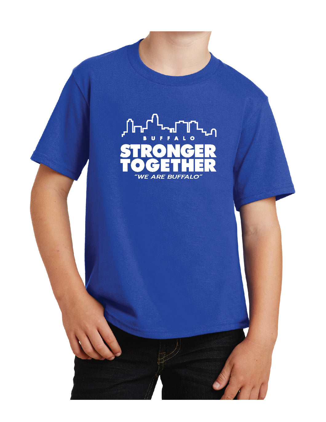 Stronger Together - Youth T-Shirt
