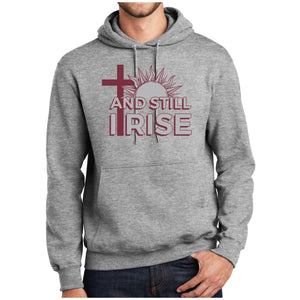 Still I Rise Hoodie - #StillCarrie