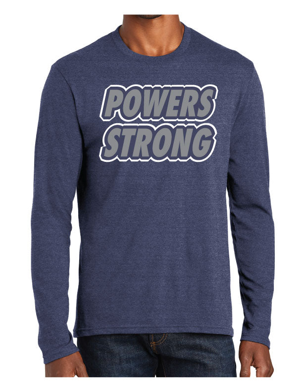 Powers Strong - Long Sleeve T-shirt