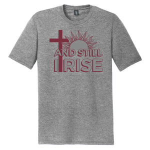 Still I Rise Short Sleeve Tee - #StillCarrie