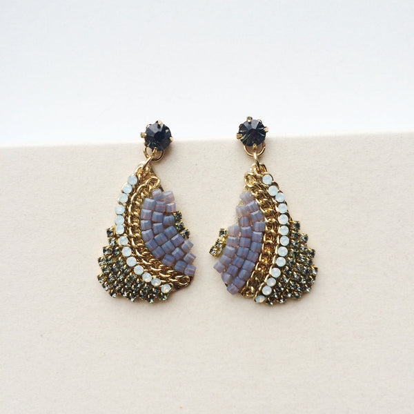 Melek Earrings