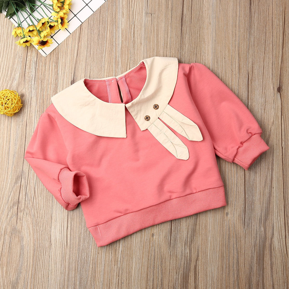 Cotton Jumper : 0-3 years