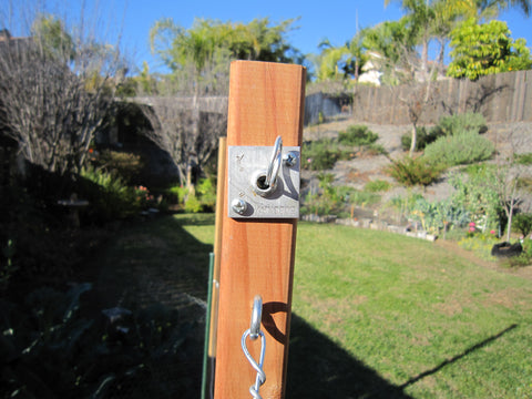 One Way Anchor Vise For Grape Trellis Fencing Etc 10