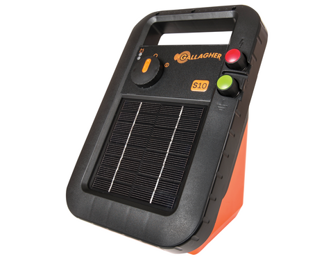 Gallagher S10 Solar Fence Charger