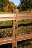 1-Piece Rail Bracket - Centaur Fencing - 2