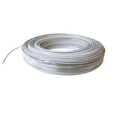 White Lightning Coated Electric Wire