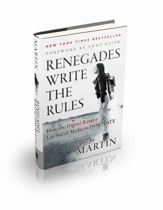 Renegades Write The Rules - Signed Copy, Hardcover