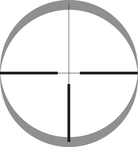 Lynx Reticle Change G4i (illuminated dot)