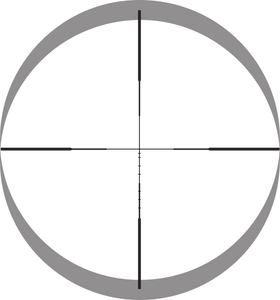 Lynx Reticle Change Hold over 2