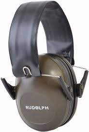 Rudolph Passive Ear Protection