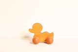 Yellow Duck Rolling Toy