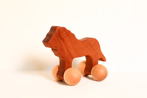 Lion Rolling Toy