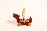 Viking Ship Rolling Toy