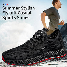 Load image into Gallery viewer, TD1367 Korean version of the trend of mesh sports shoes