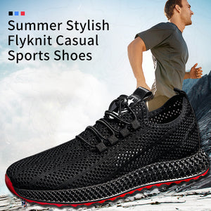 TD1367 Korean version of the trend of mesh sports shoes